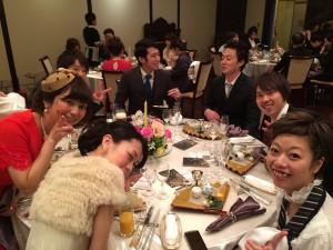 小林さん結婚式の様子~3