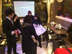 小林さん結婚式の様子~5