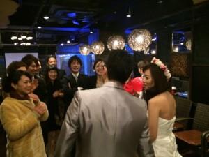 小林さん結婚式の様子~6ラスト