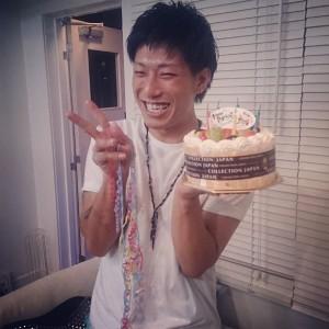 お誕生日おめでとう(^○^)