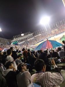野球行ってきました(^^)