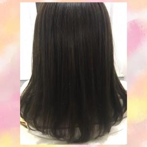 ★★縮毛でも柔らかく♪ハイライトの効果★★