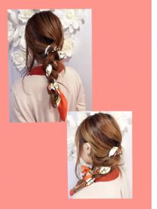 アレンジレッスン●スカーフ版●