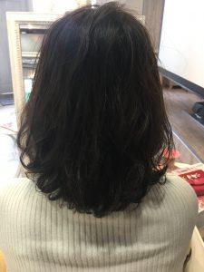 ★★パーマで理想の前髪に★★