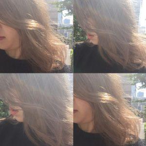 ◆髪の固さはこうやって柔らかく見せられる!◆