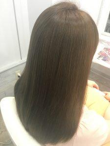 ★★髪の毛をキレイに見せる♪明るめカラー★★