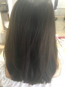 ★★透け感たっぷり♪柔らかい暗髪★★
