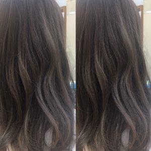♪♪秋は透明感のある暗髪に♪♪