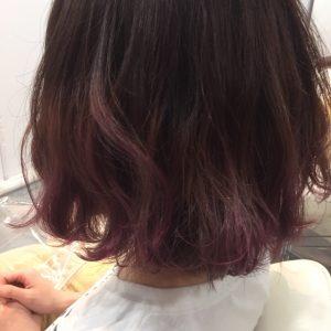 ◆ピンクグラデーションカラー◆