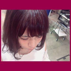 ★★秋ぴんくと、ゆるパーマ★★