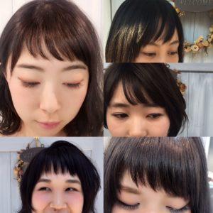 ♪♪前髪でイメチェンしませんか♪♪