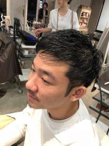 短髪男気スタイル ☆