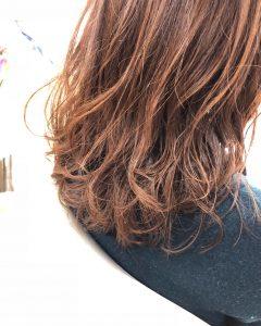 柔らかで可愛い髪の毛に ☆