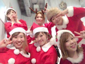 ♪今年もクリスマス営業いたします♪