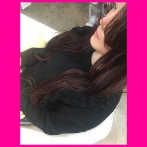 ★★良い髪質でlongヘアに♪×『大人ピンク』★★