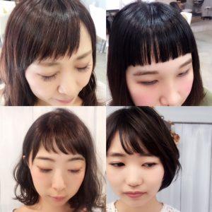 ♪前髪でイメージチェンジ♪