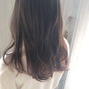 暗髪 ☆【ラベンダーアッシュ】☆