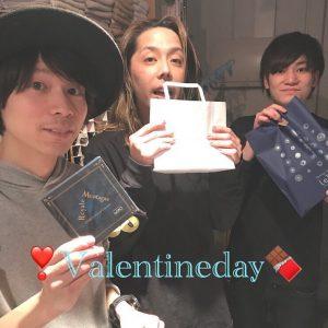 バレンタイン☆特別な1日に☆