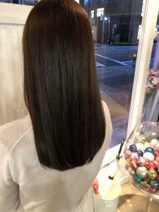 ツヤ髪▽ハホニコトリートメントを是非▽
