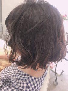 ★★春夏のトレンド♪ラベンダーグレージュ★★