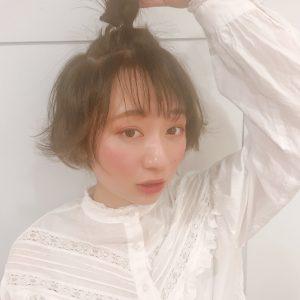 nakai◇今のヘアスタイルでできるアレンジを☆◇