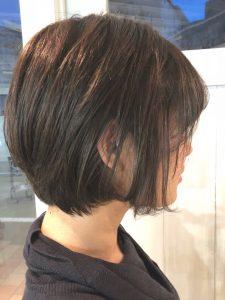 nakai◇人気の暗髪ショート。◇