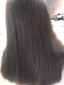 ♪キレイな髪でキレイなカラーを♪