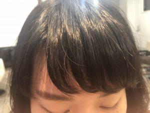 ★★朝が劇的に楽ちん♪前髪パーマが大人気★★