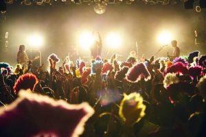 \女王蜂のライブに行ってきました/