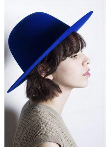 ヘアスタイルと帽子の相性(*^^*)