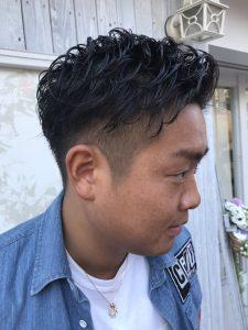★刈り上げメンズヘア☆