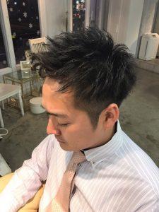 ビジネスヘアスタイル☆