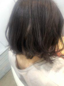 ★★スタイルチェンジでも扱いやすいヘア♪★★
