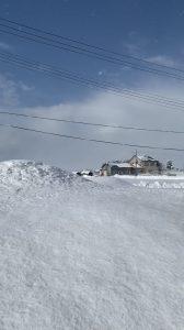 ♪秋田の雪景色をご覧あれ♪