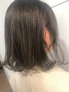 ★オーダー多数!【ベイクドカラー】カーキ×グレー★