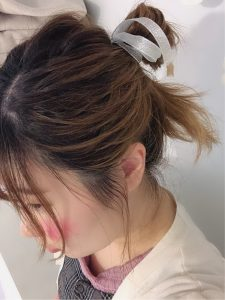 ★★highlightヘアアレンジがお気に入りです!★★