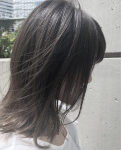動いた時に素敵なヘアスタイルを。。♪