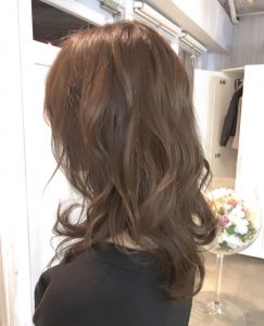 髪質に合わせてオシャレなスタイリングを。。♪