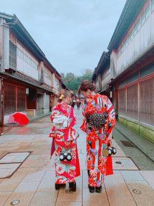 ♪初めての金沢旅行♪