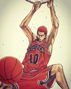 マイブーム∇バスケアニメにハマってます∇