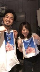 ☆bouquetデザインTシャツ★