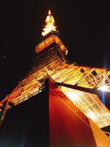 ♪久々の東京タワーオススメです!♪