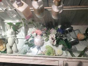 春らしくbouquetの内装をチェンジ☆