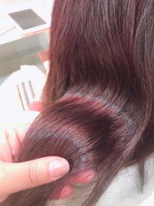 トワイライト×イルミナでずっと可愛い髪に♪
