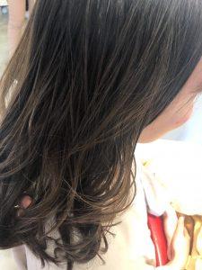 ★★【透けちゃうカラー】夏と冬の乾燥事情を比較!★★