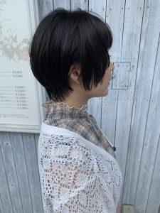 ショートスタイル(*^^*)