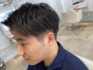 men's◇直毛におすすめパーマ15% 。∇