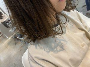 デジパ◇巻き髪をキープするのにスプレーいらず!