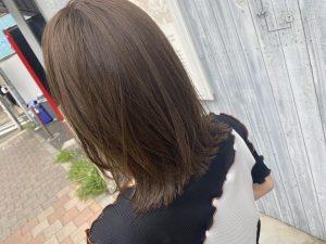 明るさキープ◇夏の髪色どう楽しむ??