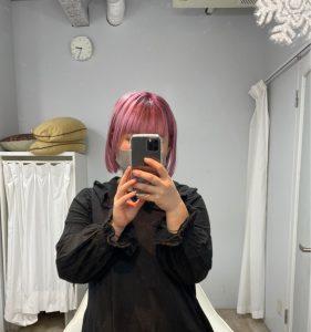 髪染めました☆